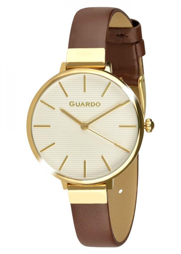 Zegarek Guardo Premium Damska B01094-4