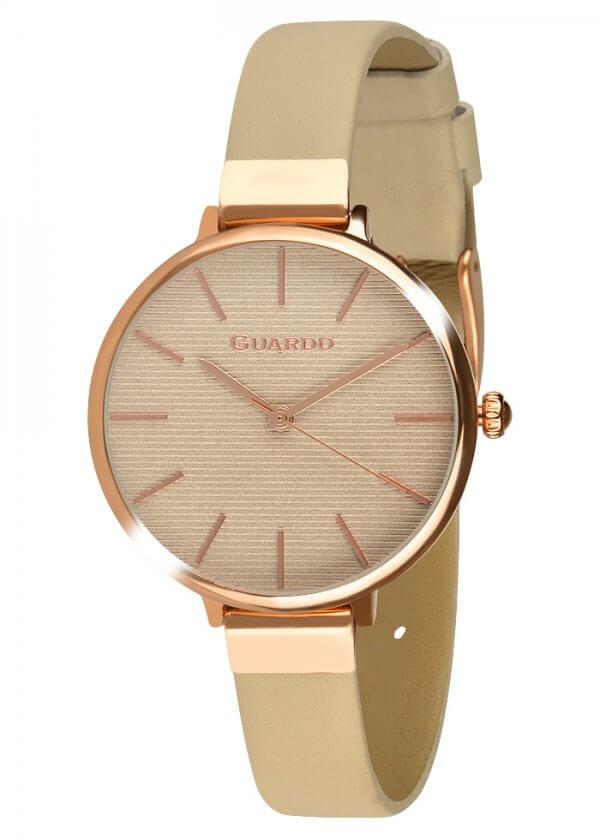Zegarek Guardo Premium Damska B01094-5