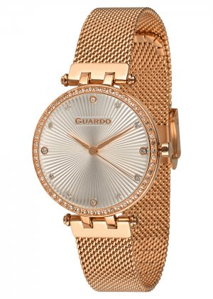 Zegarek Guardo Premium Damska B01100-4