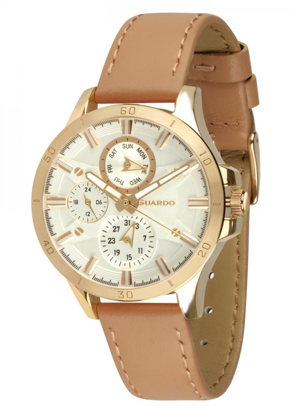 Zegarek Guardo 011407-4 NA PASKU. Kolekcja Damska