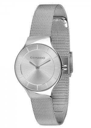 Zegarek Guardo 011919-2 NA BRANSOLECIE MESH. Kolekcja Damska