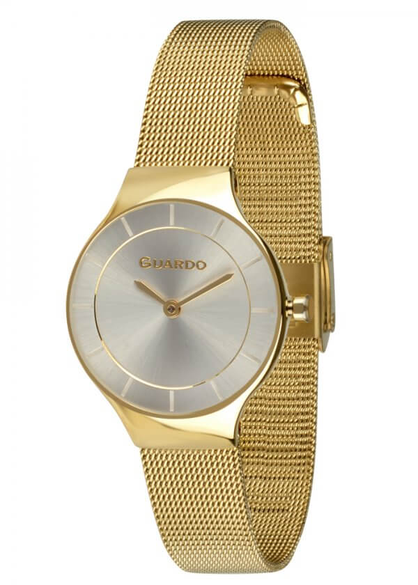 Zegarek Guardo 011919-4 NA BRANSOLECIE MESH. Kolekcja Damska