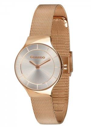Zegarek Guardo 011919-5 NA BRANSOLECIE MESH. Kolekcja Damska