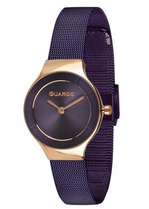 Zegarek Guardo 011919-6 NA BRANSOLECIE MESH. Kolekcja Damska