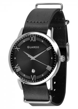 Zegarek Guardo 011994-1 NA PASKU. Kolekcja Męska