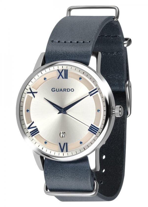 Zegarek Guardo 011994-2 NA PASKU. Kolekcja Męska
