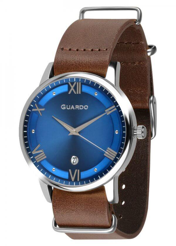 Zegarek Guardo 011994-3 NA PASKU. Kolekcja Męska