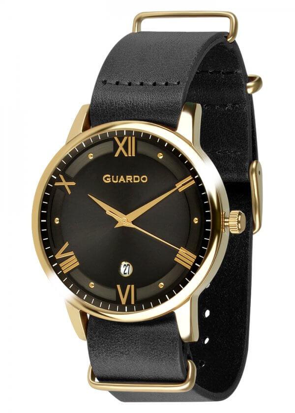 Zegarek Guardo 011994-4 NA PASKU. Kolekcja Męska