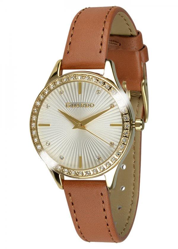 Zegarek Guardo 012241-5 NA PASKU. Kolekcja Damska