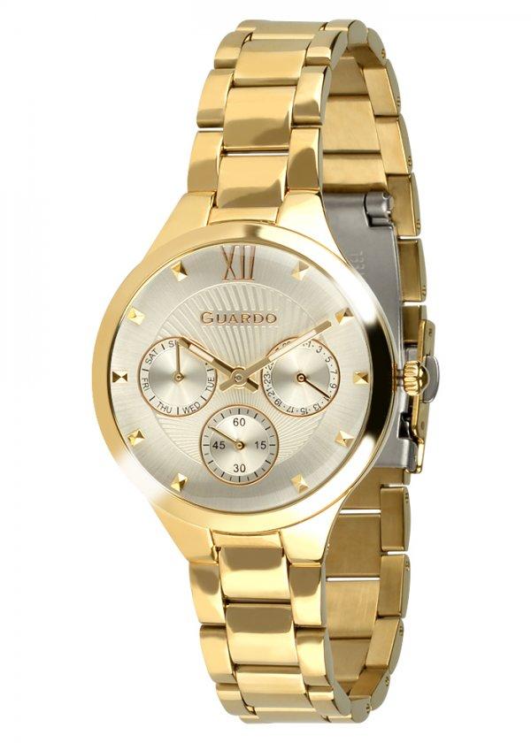 Zegarek Guardo 012244-2 NA BRANSOLECIE. Kolekcja Damska
