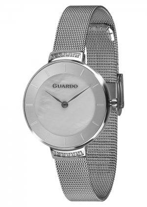 Zegarek Guardo 012439-2 NA BRANSOLECIE MESH. Kolekcja Damska