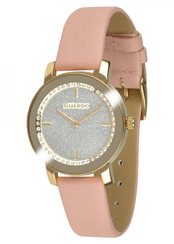 Zegarek Guardo 012477-5 NA PASKU. Kolekcja Damska