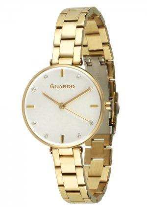 Zegarek Guardo 012506-5 NA BRANSOLECIE. Kolekcja Damska