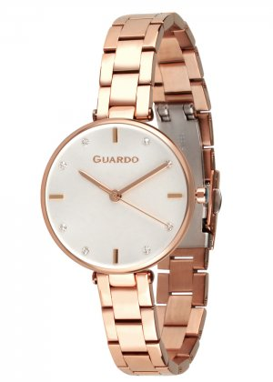 Zegarek Guardo 012506-6 NA BRANSOLECIE. Kolekcja Damska