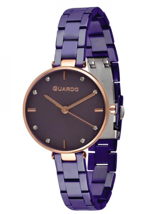 Zegarek Guardo 012506-7 NA BRANSOLECIE. Kolekcja Damska