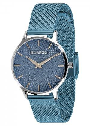 Zegarek Guardo 012516-3 NA BRANSOLECIE MESH. Kolekcja Damska