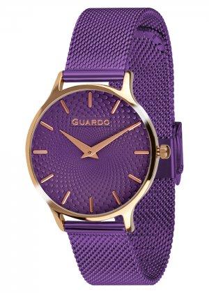 Zegarek Guardo 012516-5 NA BRANSOLECIE MESH. Kolekcja Damska