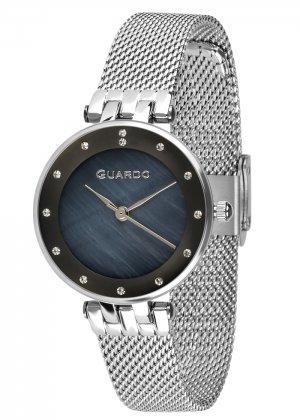 Zegarek Guardo B01206-1 NA BRANSOLECIE MESH. Kolekcja Damska