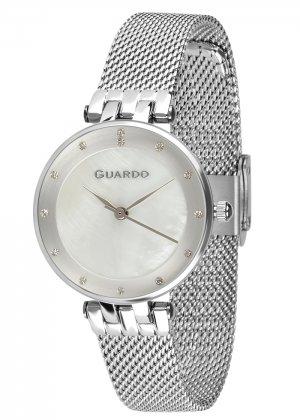 Zegarek Guardo B01206-2 NA BRANSOLECIE MESH. Kolekcja Damska