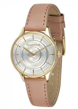 Zegarek Guardo B01253(1)-3 NA PASKU. Kolekcja Damska