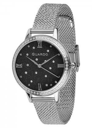 Zegarek Guardo B01340-1 NA BRANSOLECIE MESH. Kolekcja Damska