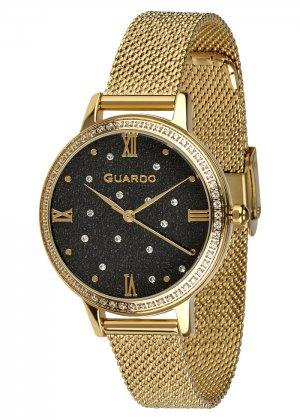 Zegarek Guardo B01340-3 NA BRANSOLECIE MESH. Kolekcja Damska
