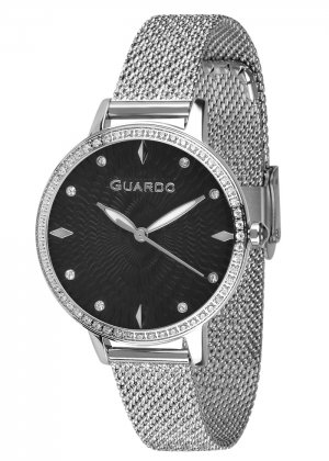 Zegarek Guardo B01340(2)-2 NA BRANSOLECIE MESH. Kolekcja Damska