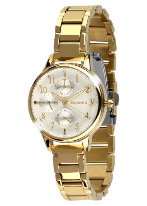 Zegarek Guardo B01363-4 NA BRANSOLECIE. Kolekcja Damska