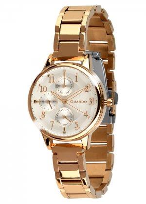 Zegarek Guardo B01363-5 NA BRANSOLECIE. Kolekcja Damska