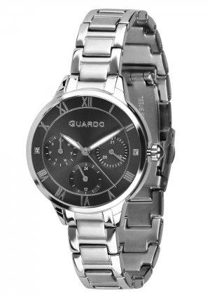 Zegarek Guardo B01395-1 NA BRANSOLECIE. Kolekcja Damska