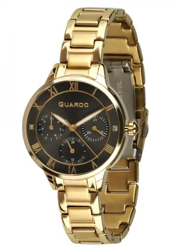 Zegarek Guardo B01395-3 NA BRANSOLECIE. Kolekcja Damska