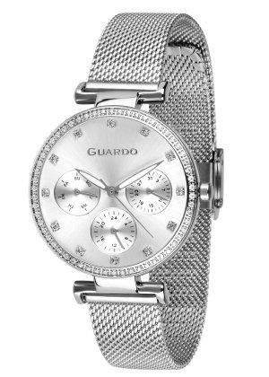 Zegarek Guardo B01652-2 NA BRANSOLECIE MESH. Kolekcja Damska