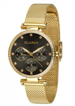 Zegarek Guardo B01652-4 NA BRANSOLECIE MESH. Kolekcja Damska