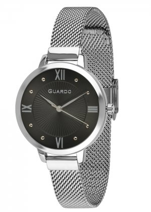 Zegarek Guardo B01763-1 NA BRANSOLECIE MESH. Kolekcja Damska