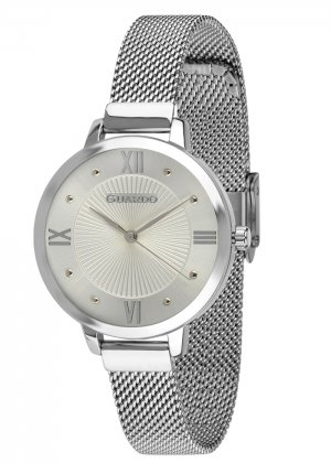 Zegarek Guardo B01763-2 NA BRANSOLECIE MESH. Kolekcja Damska