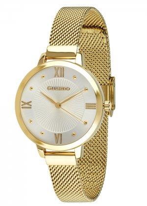Zegarek Guardo B01763-4 NA BRANSOLECIE MESH. Kolekcja Damska