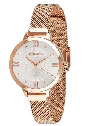 Zegarek Guardo B01763-5 NA BRANSOLECIE MESH. Kolekcja Damska