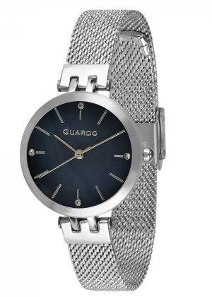 Zegarek Guardo B01947-1 NA BRANSOLECIE MESH. Kolekcja Damska