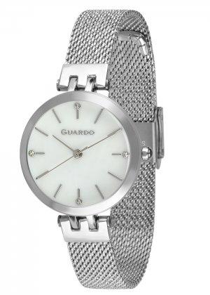 Zegarek Guardo B01947-2 NA BRANSOLECIE MESH. Kolekcja Damska