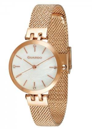 Zegarek Guardo B01947-5 NA BRANSOLECIE MESH. Kolekcja Damska