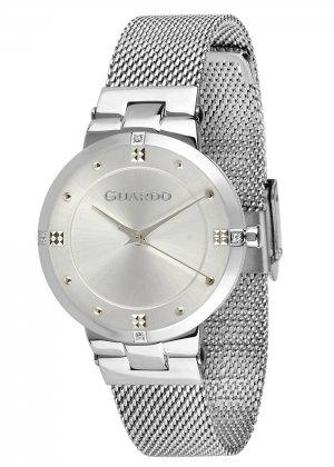 Zegarek Guardo T01055-2 NA BRANSOLECIE MESH. Kolekcja Damska