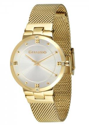 Zegarek Guardo T01055-4 NA BRANSOLECIE MESH. Kolekcja Damska