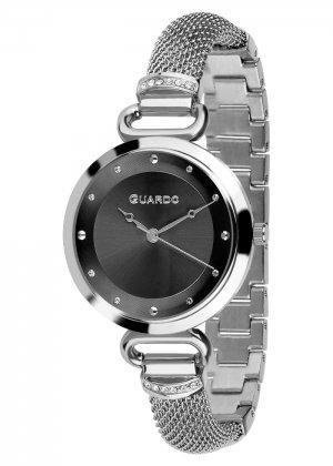 Zegarek Guardo T01059-1 NA BRANSOLECIE MESH. Kolekcja Damska