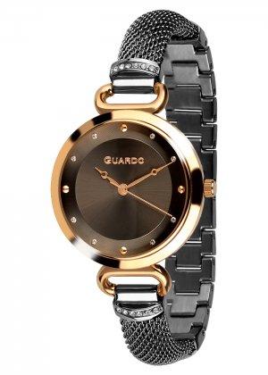 Zegarek Guardo T01059-6 NA BRANSOLECIE MESH. Kolekcja Damska