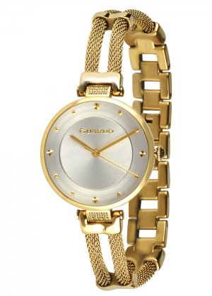 Zegarek Guardo T01061-4 NA BRANSOLECIE MESH. Kolekcja Damska