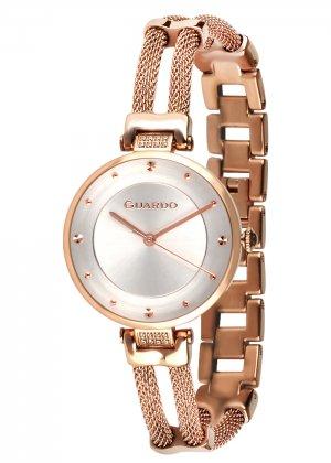 Zegarek Guardo T01061-5 NA BRANSOLECIE MESH. Kolekcja Damska