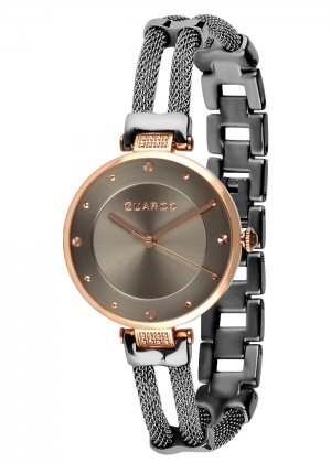Zegarek Guardo T01061-6 NA BRANSOLECIE MESH. Kolekcja Damska