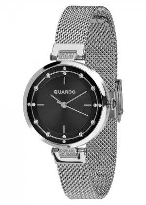 Zegarek Guardo T01061(1)-1 NA BRANSOLECIE MESH. Kolekcja Damska