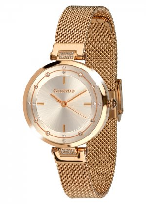 Zegarek Guardo T01061(1)-4 NA BRANSOLECIE MESH. Kolekcja Damska