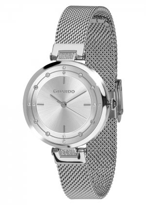 Zegarek Guardo T01061(1)-5 NA BRANSOLECIE MESH. Kolekcja Damska